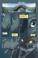 Godzilla Rulers of Earth issue 10 - pg 1 by KaijuSamurai