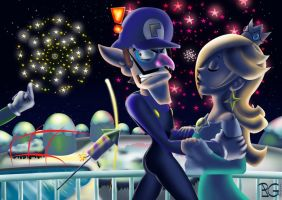 Auld Lang Syne by BabyVegeta