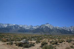 Highest mountains of continental US by Dr-J-Zoidberg