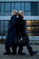 FMA - We are your nightmare by kayleighloire