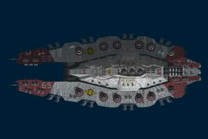 Battlecruiser Solaris by Scifiwarships