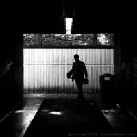 Light At The End Of The Tunnel by l8