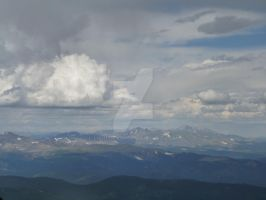 Mount Evans (4) by LiriusMagi