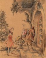 Alice And The Footman by asiapasek
