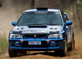 Forrest rally 2010 by xxenssial