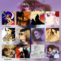 2011 Summary of Art by Newsha-Ghasemi