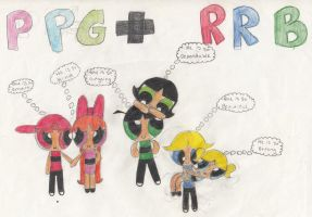 PPG and RRB by Klaine-rulz