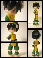 Detail on Toph Pinky:st by Ryumia