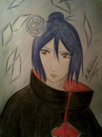 Konan from Akatsuki by LadyTsunadePl