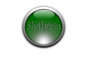 Slytherin Button by HuntressxTimeLady