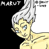 Marut done in paint by WAH-HOO