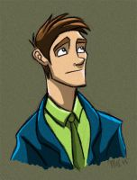 Boq Portrait by sketchinthoughts