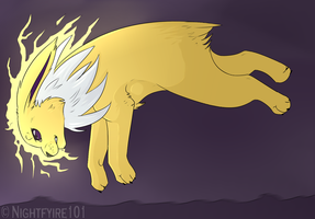 : Jolteon Use.. Volt Tackle? : by indesomniac