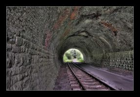 tunnel by 21711