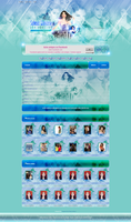Selena Gomez Coppermine Theme by Rey0552