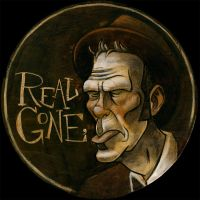 Tom Waits on Vinyl by stablercake