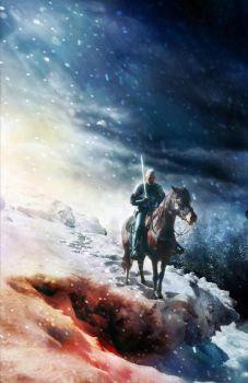 The blood on the snow by Owll