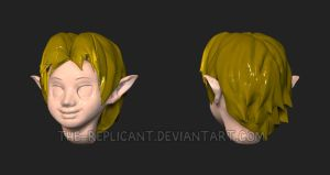 Link head by The-Replicant