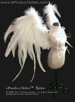 BJD doll Feather angel wings by eProductSales