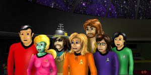 Apology None Crew of USS USS Redundant by hyperjet