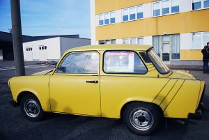 Trabbi stock by Muse-of-Stock
