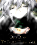 Bakura with the ring - lolled by Rewel