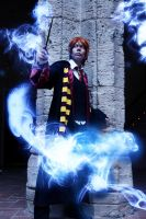 Ron Weasley Patronus Cosplay by Phadme