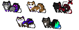 Adopts (3) [OPEN] by Chey-A-d-o-p-t-s
