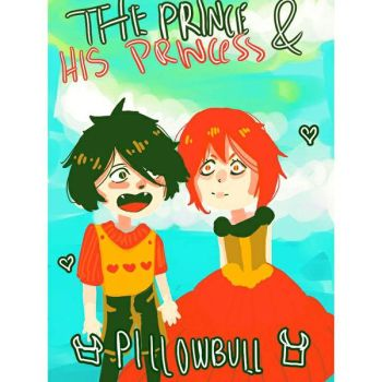 the prince and the princess by PillowBull