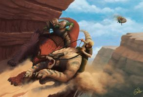 monster ride 2 by Yizard