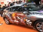 Honda CR-Z Mirai Itasha (Right Door) by FAT8893