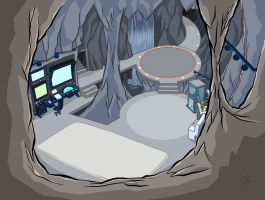 The Batcave. by scootah91