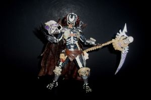 Thei-de Bhu'ja - 7-Inch Scale Custom Action Figure by Drakhand006