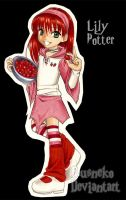 DH spoiler_Lily Potter by Rusneko