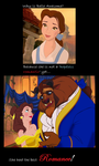 Why is Belle one of the best Disney Princesses? by RainThatFallsAtNight