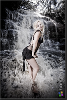 Waterfall by CourtneyRose666