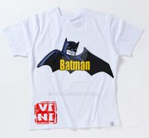 Batman T-Shirt by ViniVix