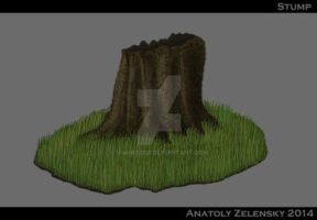 Stump by Manroose