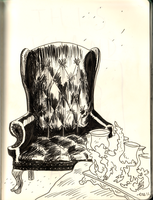 chair by erspears