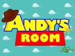 Andy's Room World Logo by Mobis-New-Nest