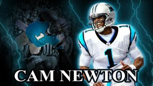 Cam Newton NFL Wallpaper by jason284
