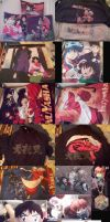 My Inuyasha Collection by Miiroku