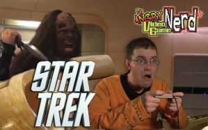 AVGN Star Trek Title Redux by x-Destinys-Force-x