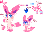Alice Ref (2015) by Skymad6900