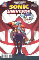 Sonic Universe 39 by Carnage-Kitsune