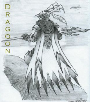 FFT:SS Dragoon by Heaven-Blade