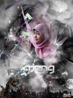 ajeng my friend by imam5Spartan