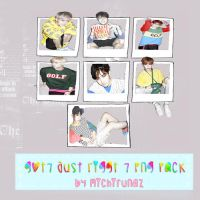 GOT7 JUST RIGHT 7 PNG PACKS by Michirunaz