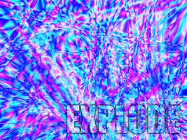 EXPLODE (eye rape wallpaper) by BatmanWithBunnyEars