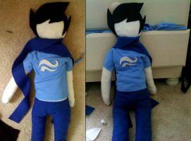 John Egbert God Tier Doll by TriggerMavrik